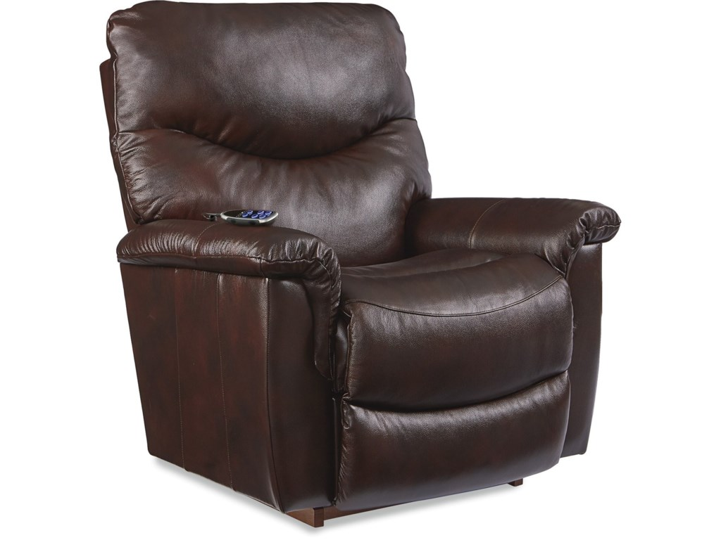 La-Z-Boy JamesManual RECLINA-ROCKER w/ Massage & Heat