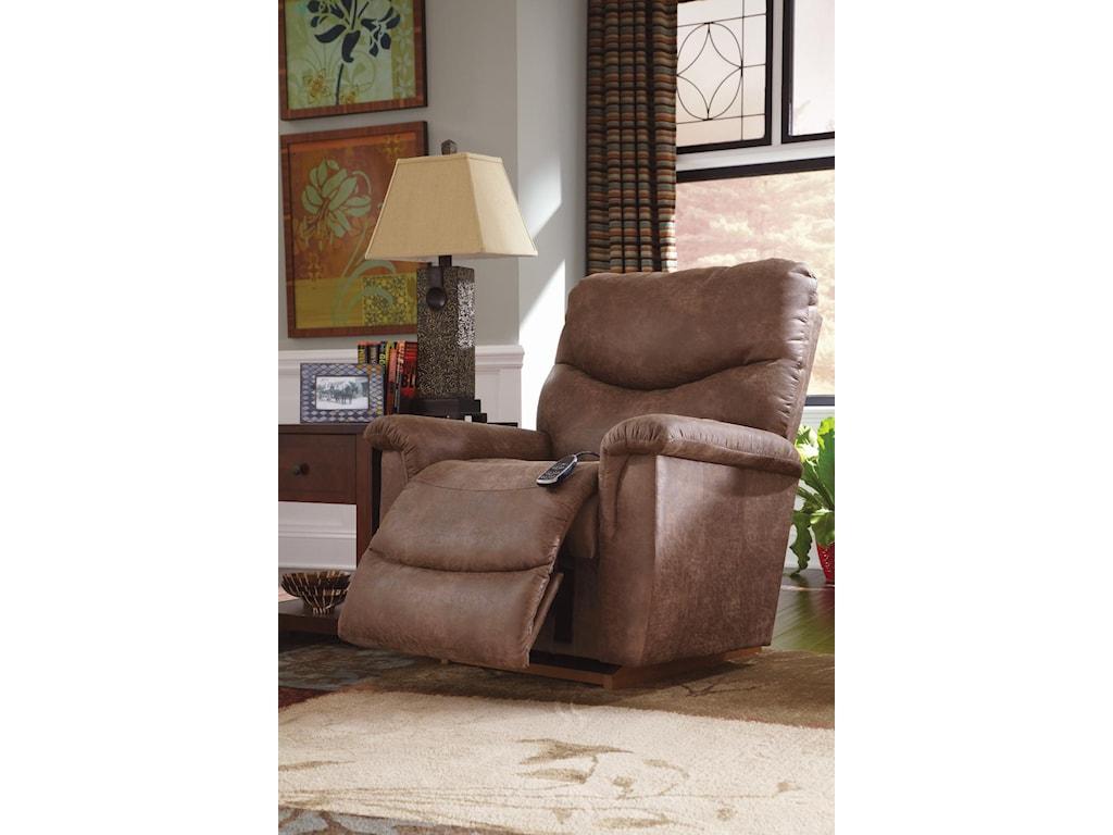 La-Z-Boy JamesPower Reclining Chair and a Half