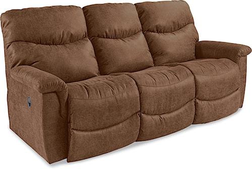 La-Z-Boy James Casual La-Z-Time® Full Reclining Sofa