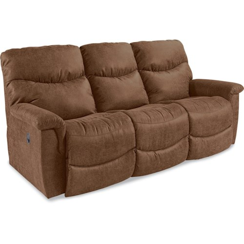 La-Z-Boy James Casual Power La-Z-Time® Full Reclining Sofa