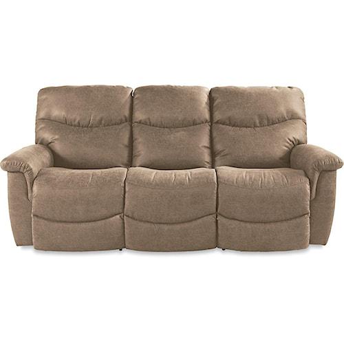 La-Z-Boy James Casual Power La-Z-Time? Full Reclining Sofa