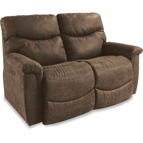 La-Z-Boy James Casual Power La-Z-Time® Full Reclining Loveseat
