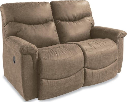 La-Z-Boy James Casual Power La-Z-Time? Full Reclining Loveseat
