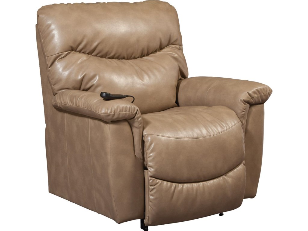 La-Z-Boy JamesSilver Luxury Lift? Power Recliner