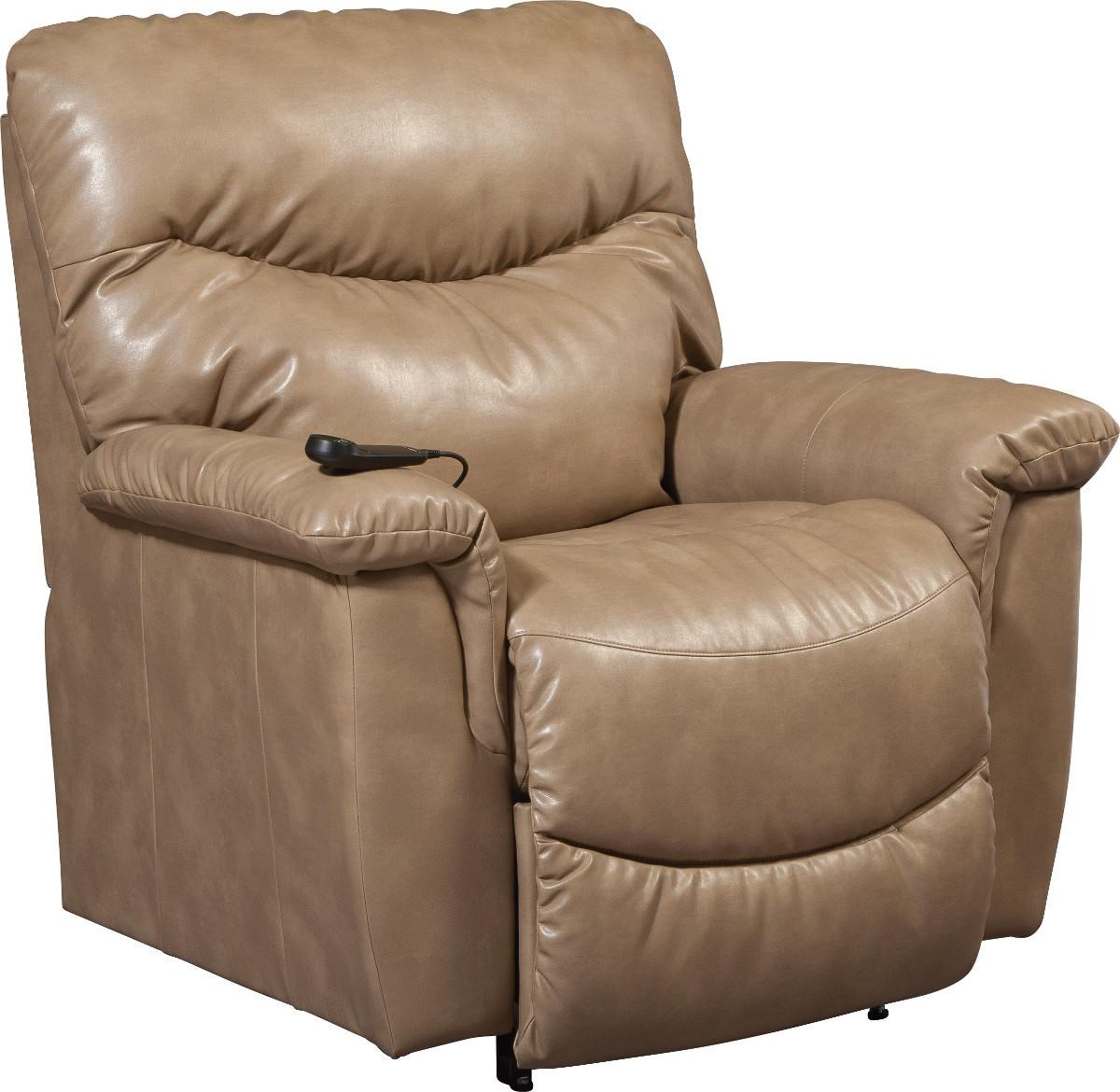 Shown in Cantina Putty RE991564  sc 1 st  Gill Brothers Furniture & La-Z-Boy James Casual Silver Luxury Lift® Power Recliner - Gill ... islam-shia.org