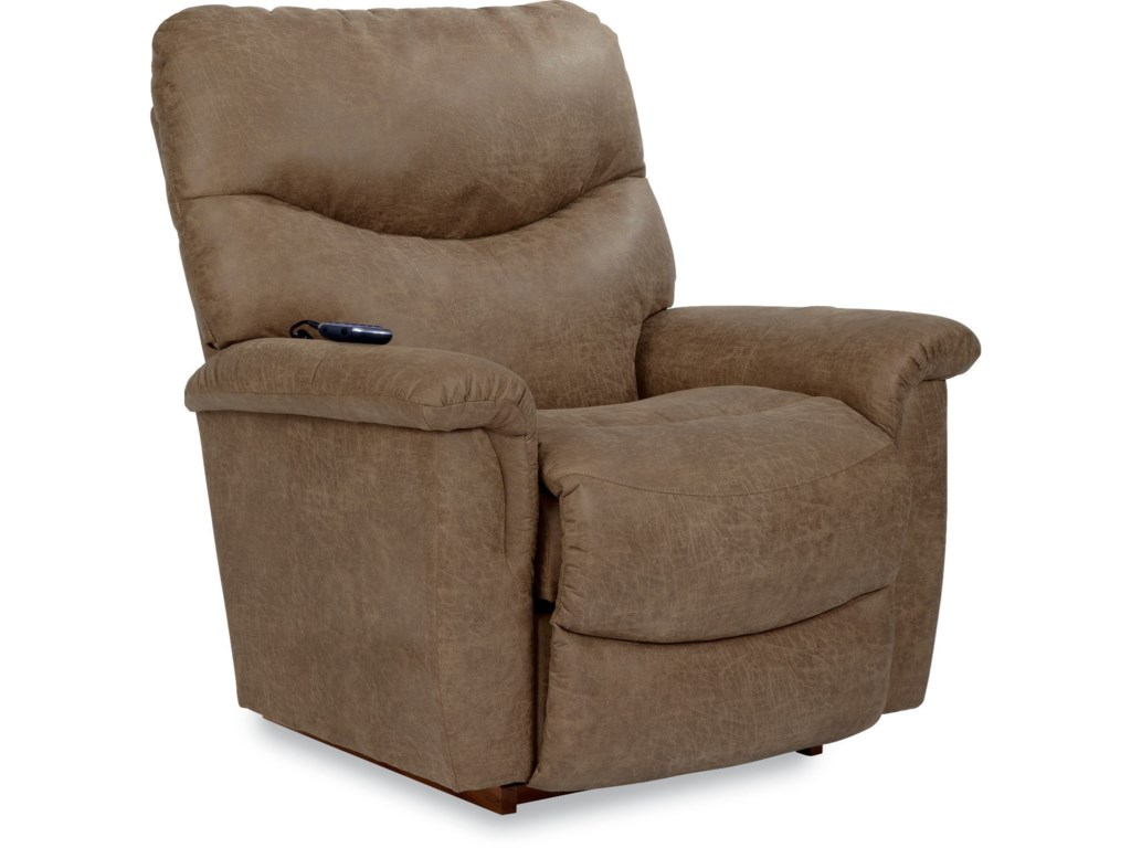 La-Z-Boy JamesSilver Luxury Lift® Power Recliner