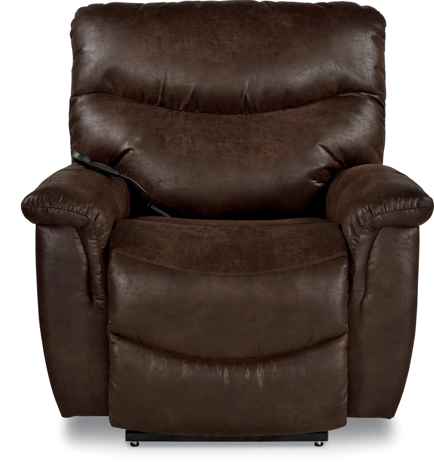 La-Z-Boy JamesSilver Luxury Lift?  sc 1 st  Adcock Furniture & La-Z-Boy James Casual Silver Luxury Lift? Power Recliner | Adcock ...