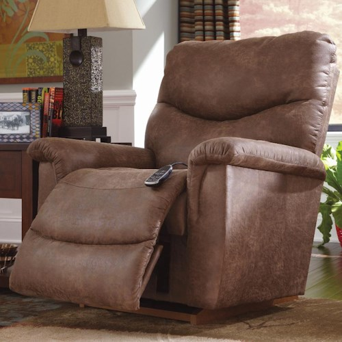 La-Z-Boy James Casual Power-Recline-XR RECLINA-ROCKER? Recliner