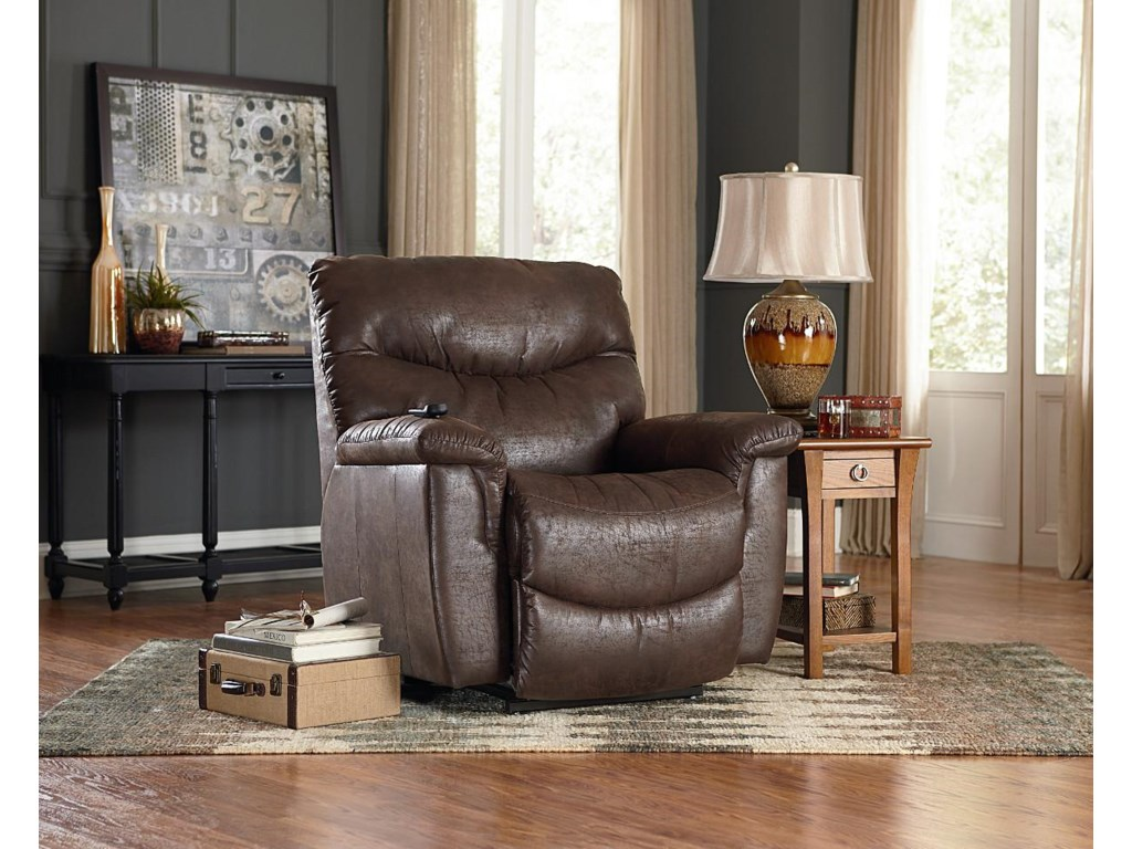 La-Z-Boy JamesPower-Recline-XR RECLINA-ROCKER? Recliner