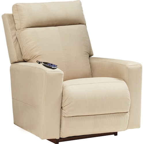 La-Z-Boy Jax Contemporary Power-Recline-XR+ Rocking Recliner