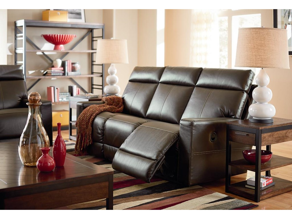 La-Z-Boy JaxPower La-Z-Time® Full Reclining Sofa