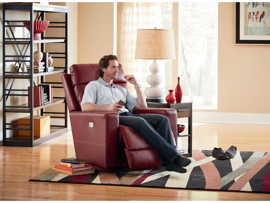 La-Z-Boy JaxPower-Recline-XR RECLINA-ROCKER® Recliner