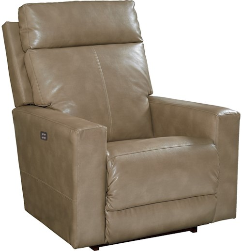 La-Z-Boy Jax Contemporary Power-Recline-XRw™ RECLINA-WAY® Recliner