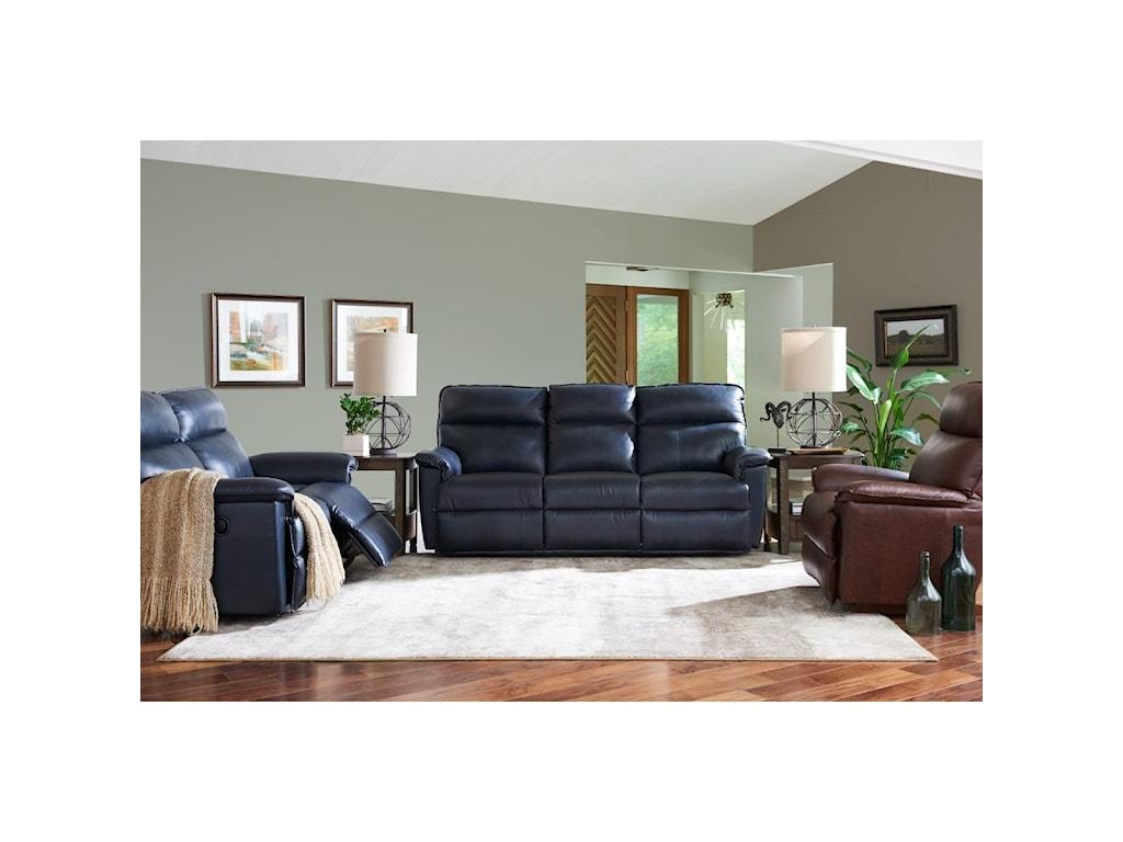La-Z-Boy JayLa-Z-Time Full Reclining Sofa