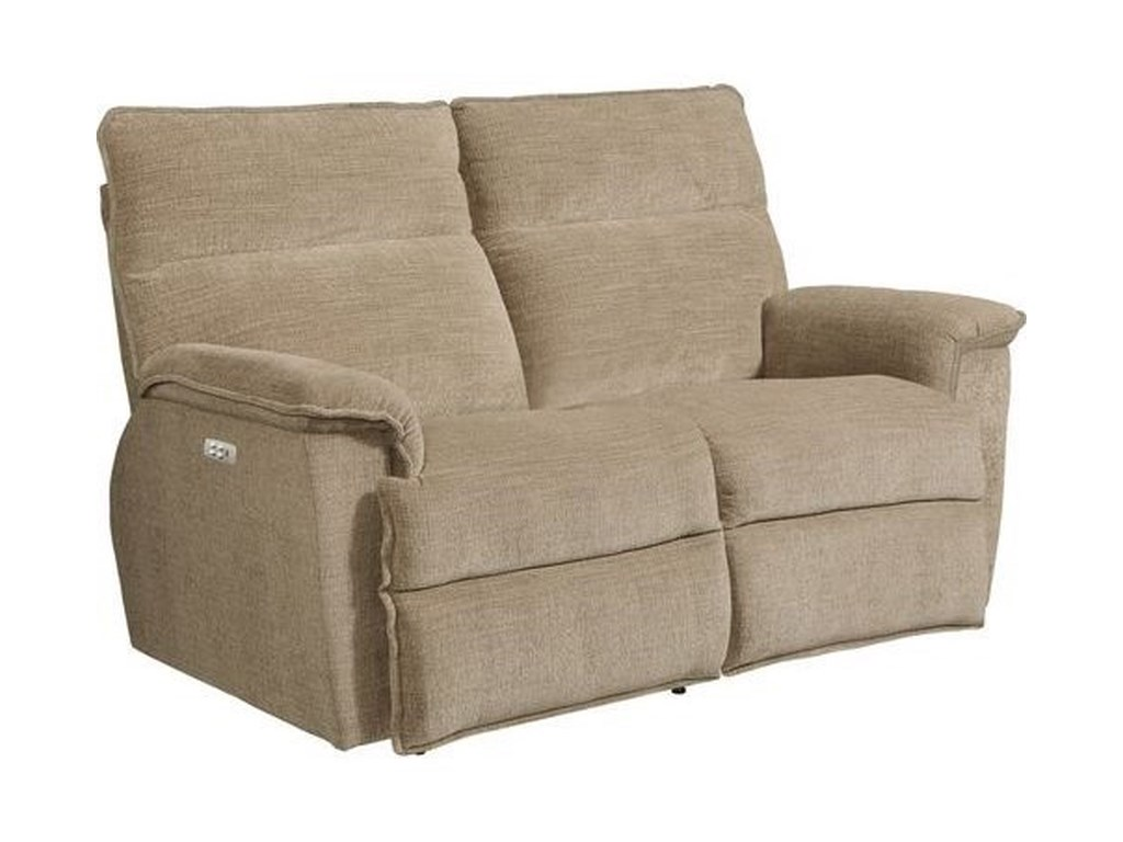 La-Z-Boy JayLa-Z-Time PowerRecline™ Loveseat w/ Headrest