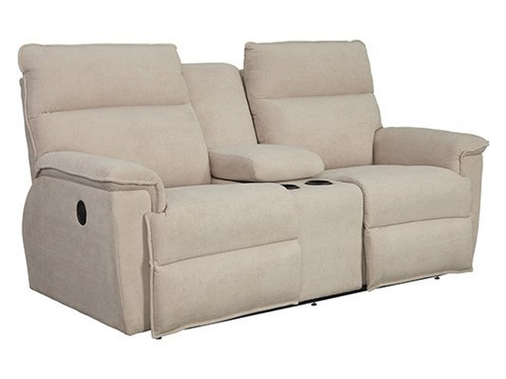 La-Z-Boy JayLa-Z-Time Full Reclining Loveseat w/Console