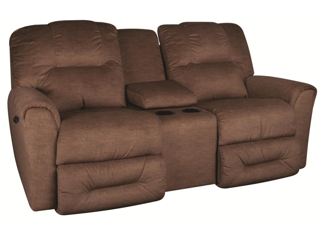 La-Z-Boy EastonEaston Reclining Loveseat with Console