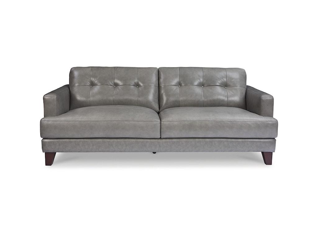 La Z Boy Jones Contemporary Sofa With