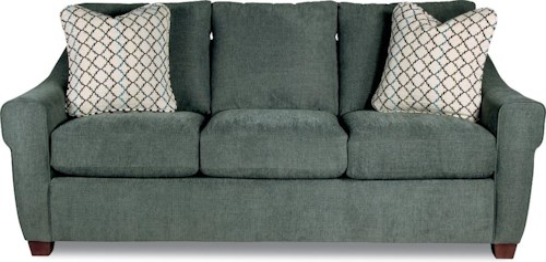 La-Z-Boy KELLER Casual SUPREME-COMFORT™ Queen Sleep Sofa