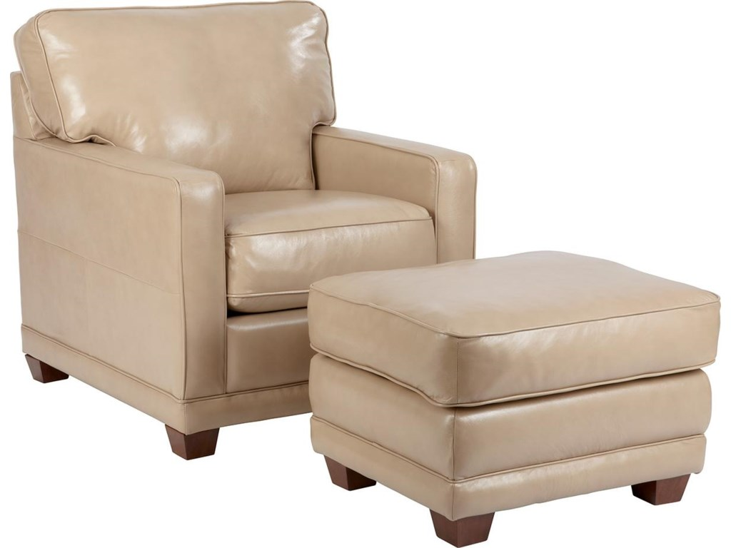 La-Z-Boy KennedyChair and Ottoman Set