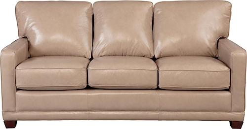 La-Z-Boy Kennedy Transitional SUPREME-COMFORT™ Queen Sleep Sofa