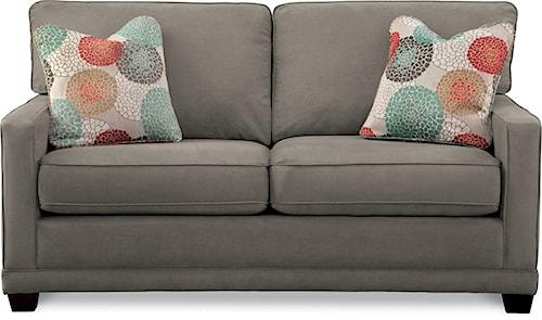 La-Z-Boy Kennedy Transitional SUPREME-COMFORT™ Full Sleep Sofa