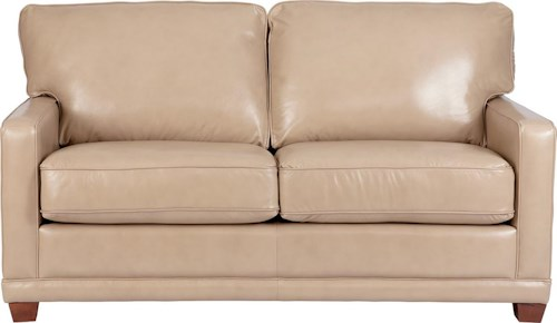 La-Z-Boy Kennedy Transitional SUPREME-COMFORT™ Full Sleep Sofa