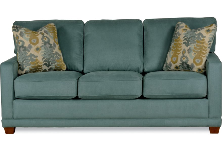 La Z Boy Kennedy Transitional Sofa With