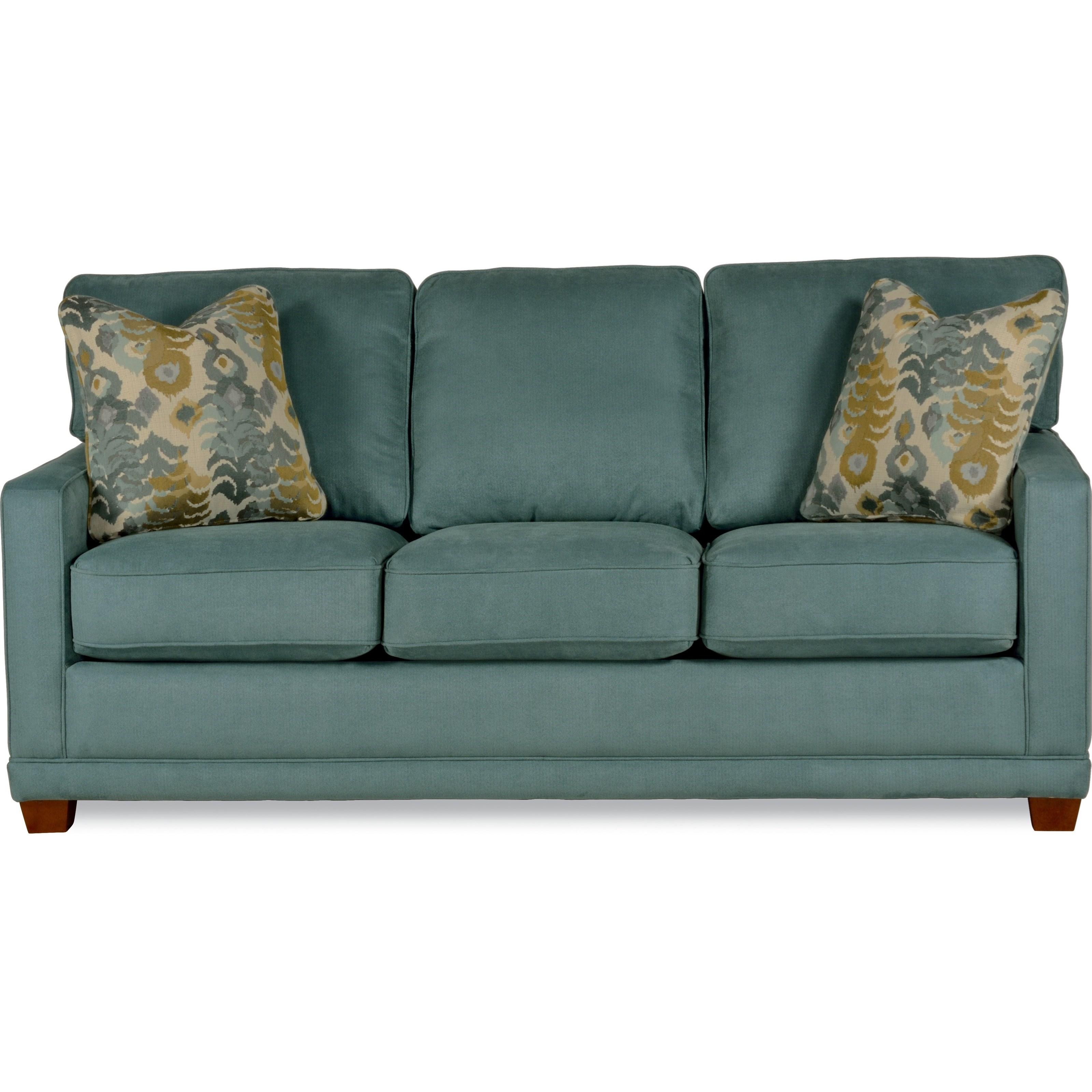 La Z Boy KennedyTransitional Sofa ...