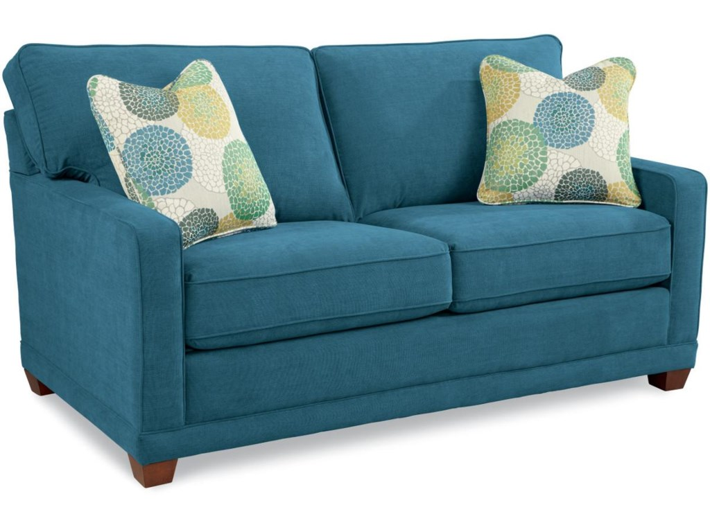 La-Z-Boy Kennedy Transitional Apartment-Size Sofa - Morris Home ...