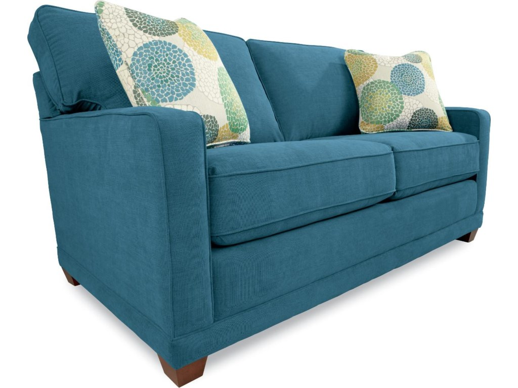 La-Z-Boy Kennedy Transitional Apartment-Size Sofa | Morris Home | Sofas