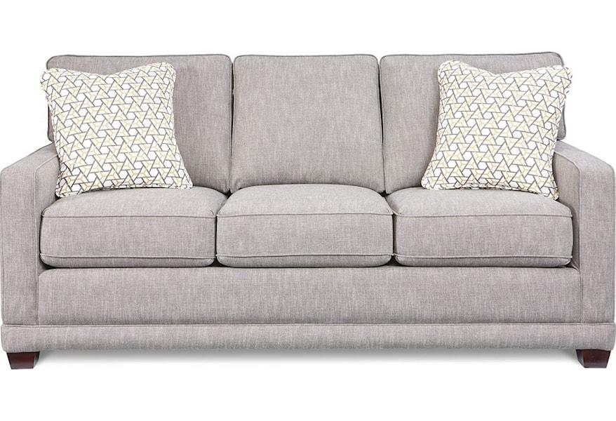 La Z Boy Kennedy Transitional Sofa With