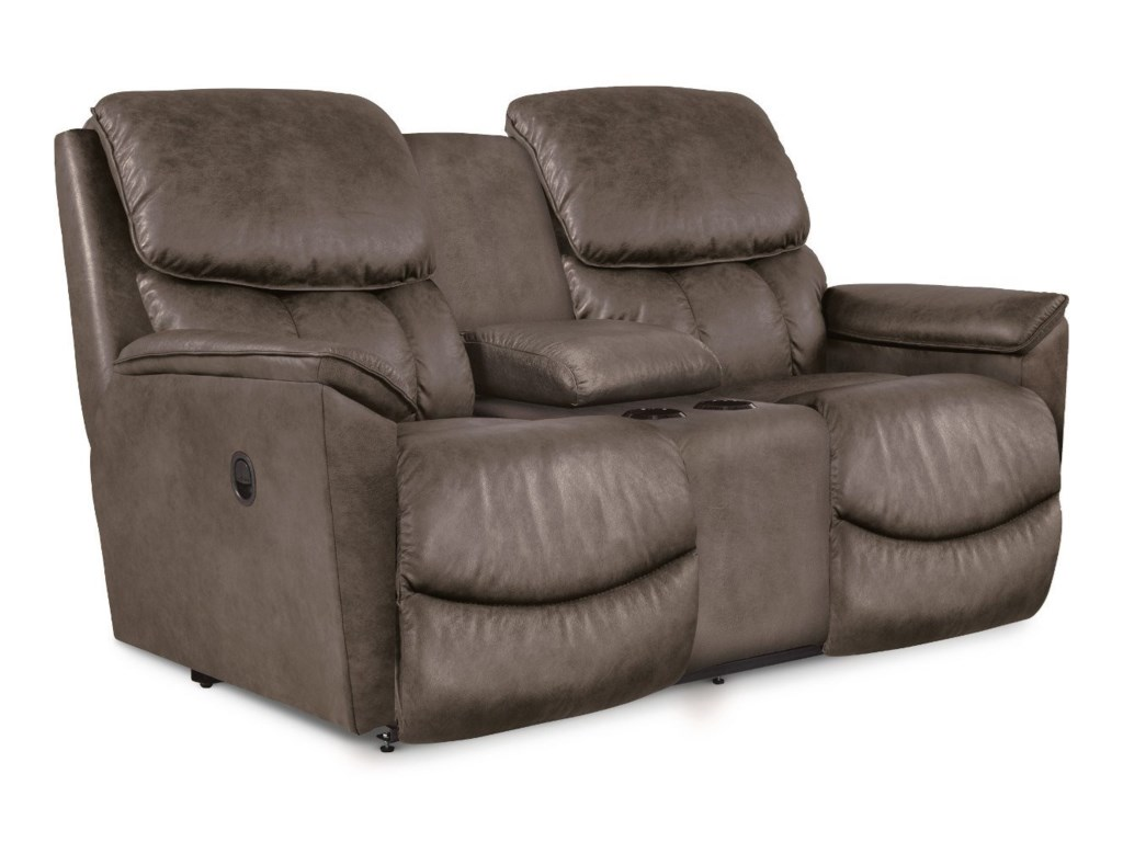 La-Z-Boy KiplingPower Reclining Loveseat w/ Console
