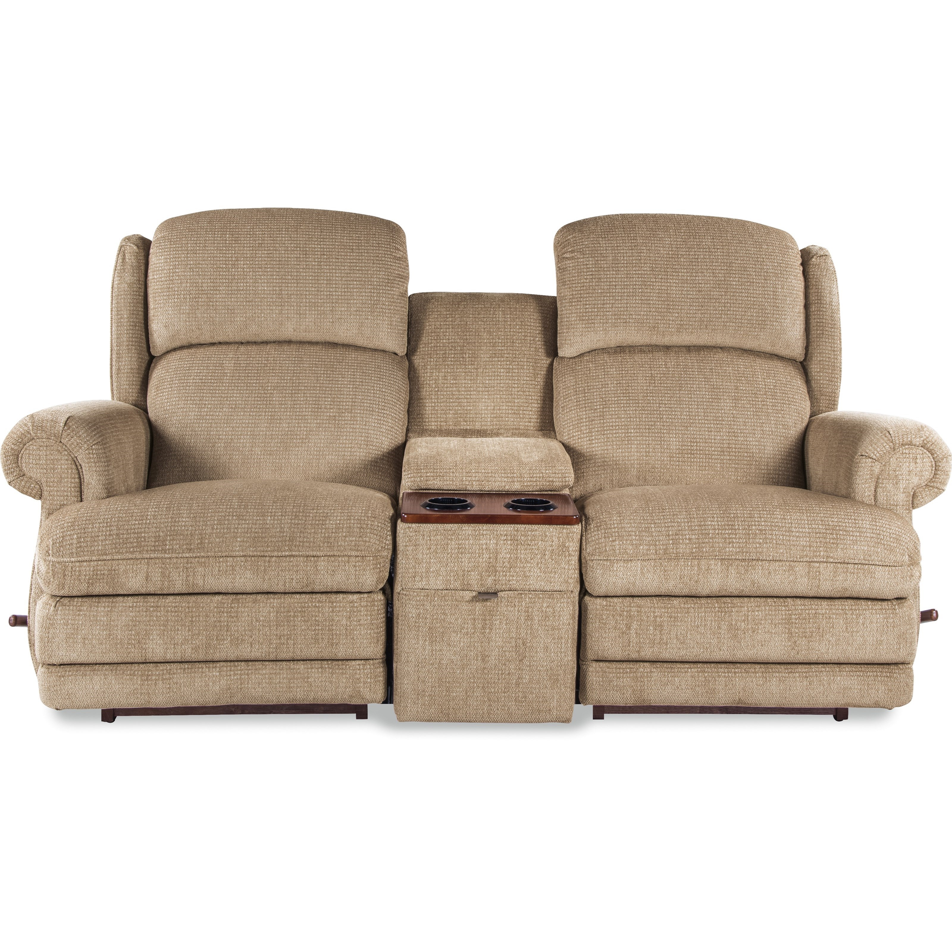 Loveseat Shown May Not Represent Features Indicated  sc 1 st  Novello Furniture & La-Z-Boy Kirkwood Three Power-Recline-XR Reclining Loveseat with ... islam-shia.org
