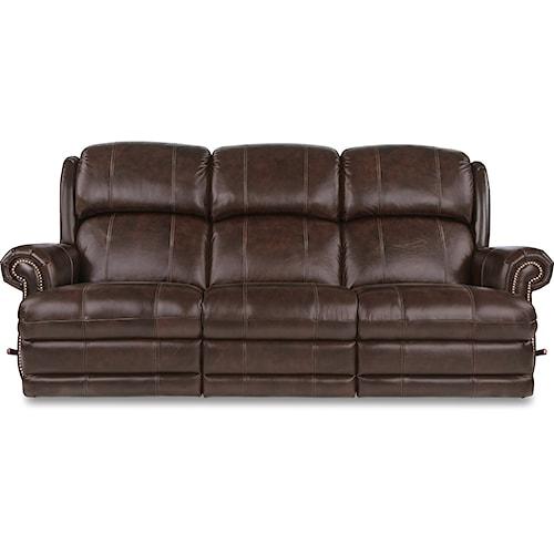 La-Z-Boy Kirkwood Traditional Space Saver Reclining Sofa