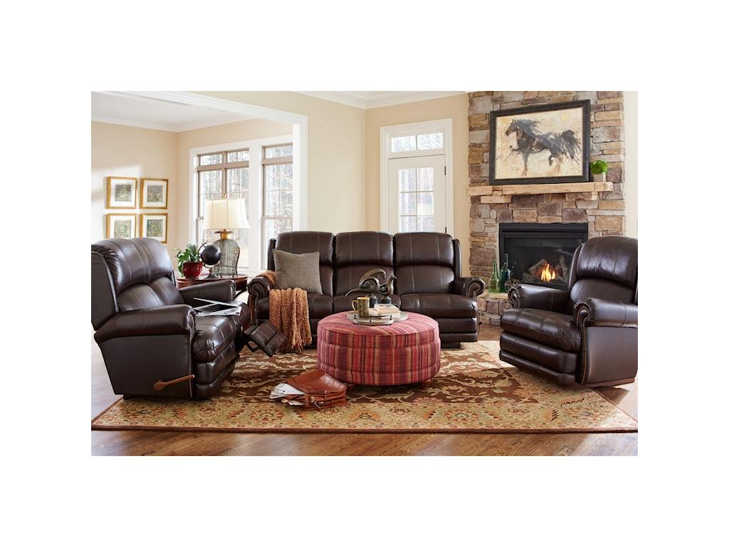 La-Z-Boy KirkwoodPower-Recline-XRw™ Full Reclining Sofa