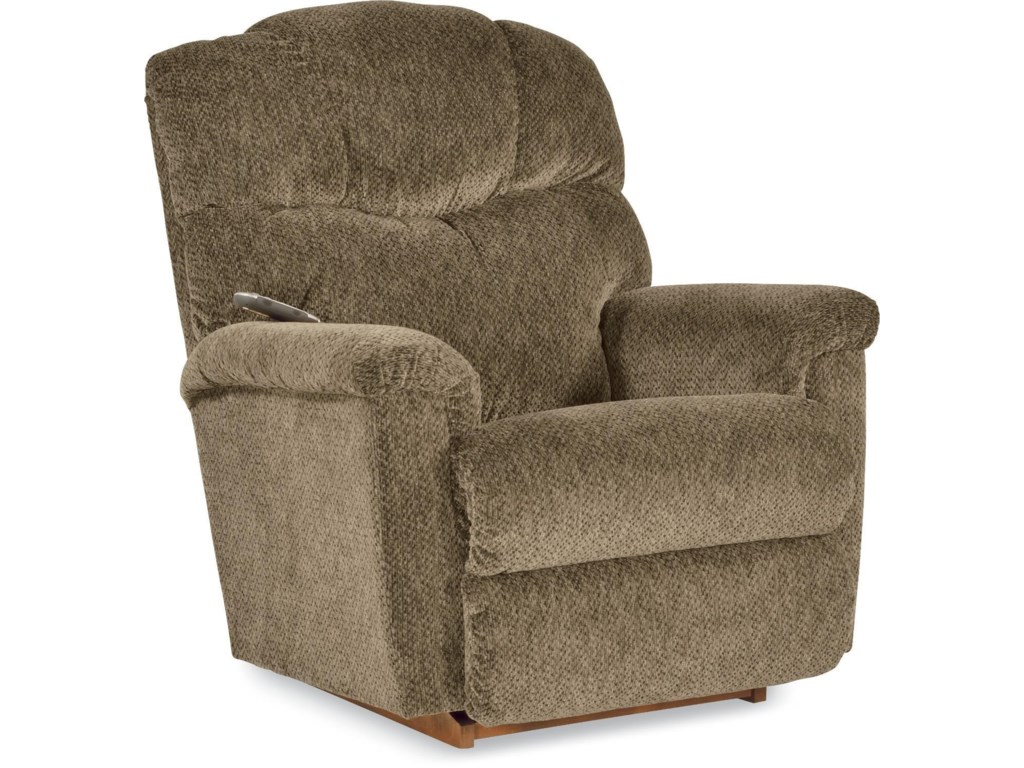 La-Z-Boy Madison Power Recline XR+ RECLINA-ROCKER® Recliner ... 700e86828