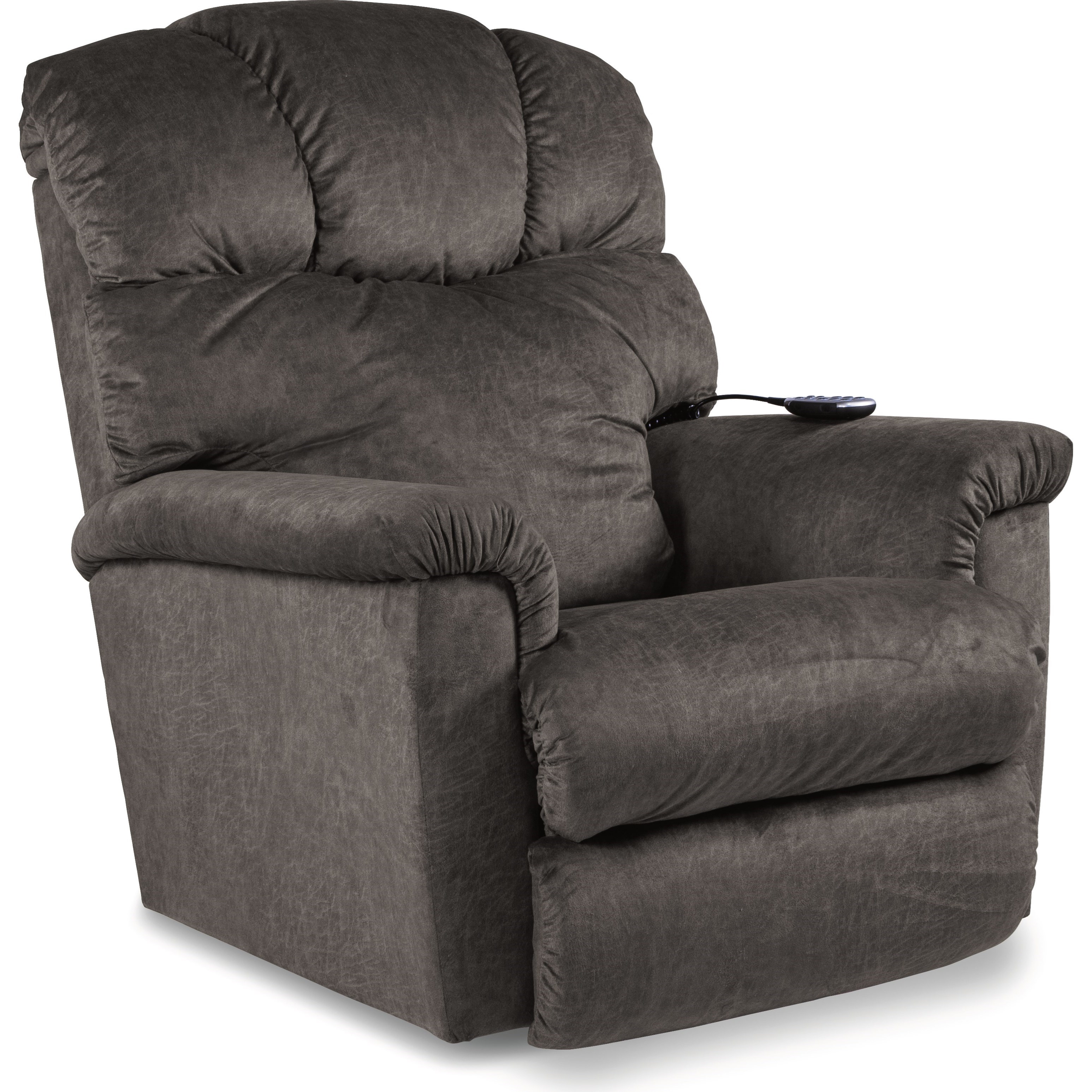 Shown in Sun Dance Charcoal i-Clean Performance Fabric D143057  sc 1 st  Novello Furniture : lancer recliner - islam-shia.org