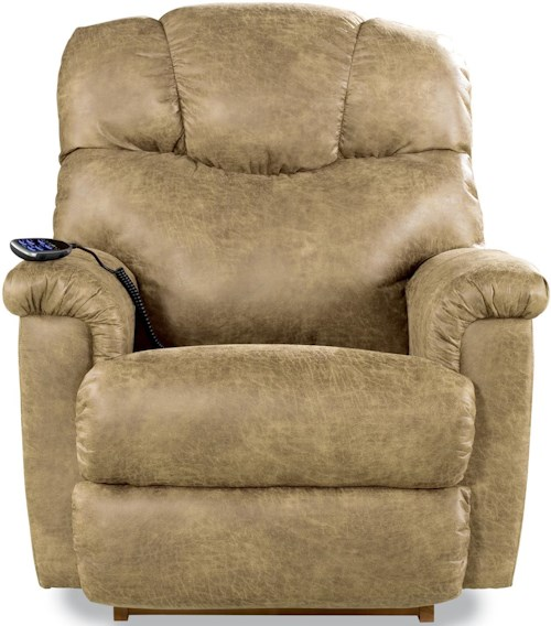 La-Z-Boy Lancer Power Recline XR+ RECLINA-ROCKER? Recliner