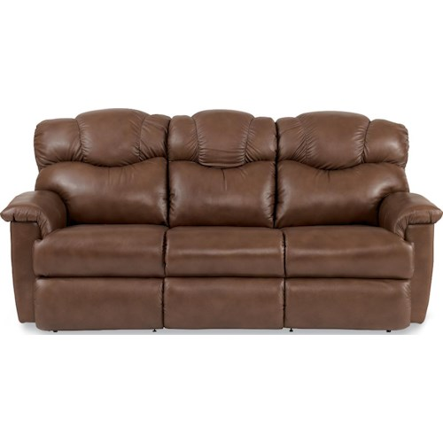 La Z Boy Lancer Time Full Reclining Sofa