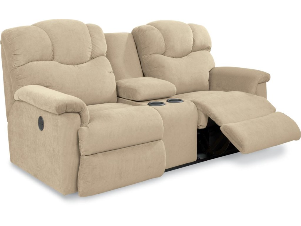 La-Z-Boy LancerPower La-Z-Time® Full Reclining Loveseat