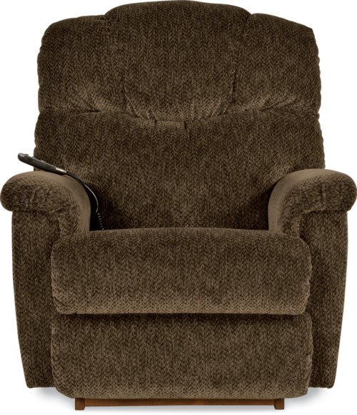 La Z Boy Lancer Power Recline Xr Reclina Rocker 174 Wall