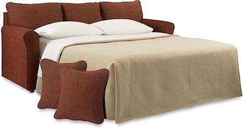 La-Z-Boy Leah SUPREME-COMFORT™ Queen Sleep Sofa