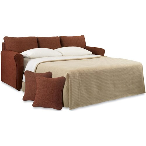 La-Z-Boy Leah SUPREME-COMFORT™ Queen Sleep Sofa