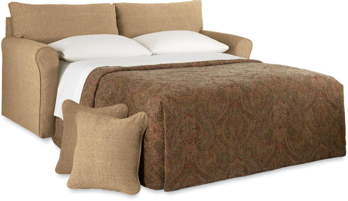 La Z Boy Laurel SUPREME COMFORT™ Full Sleep Sofa   Morris Home   Sleeper  Sofas