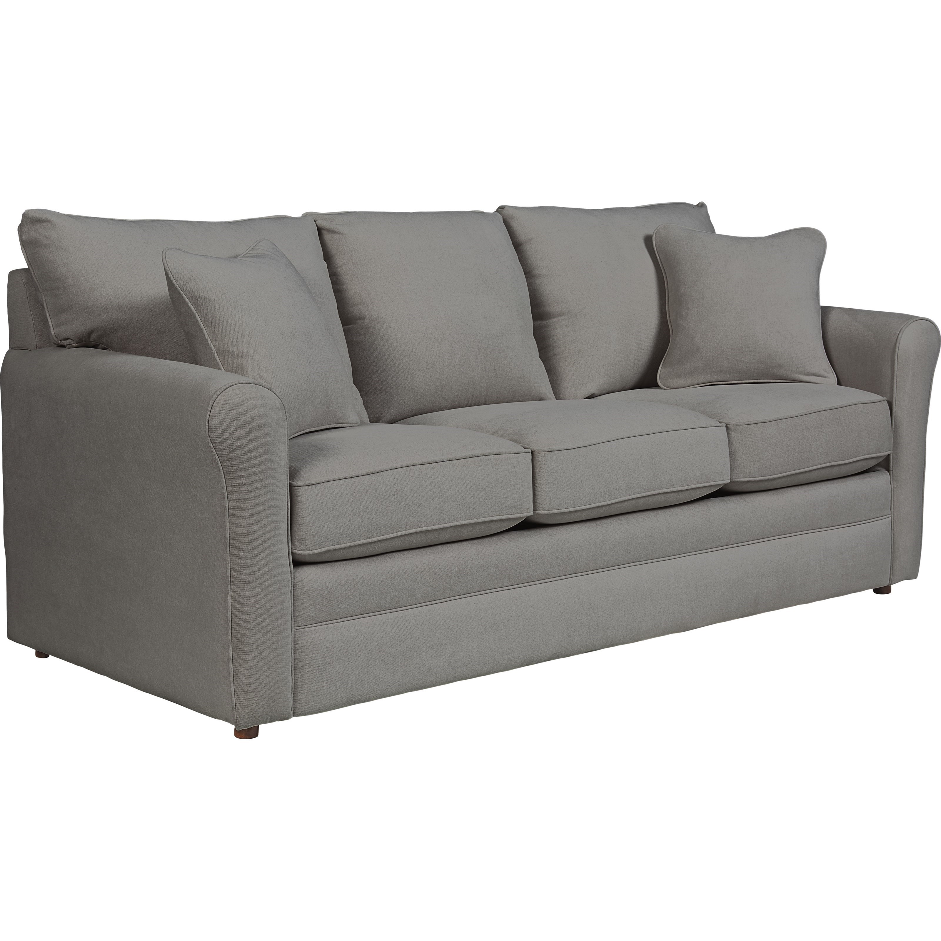 Picture of: La Z Boy Leah Supreme Comfort Queen Sleep Sofa Conlin S Furniture Sleeper Sofas