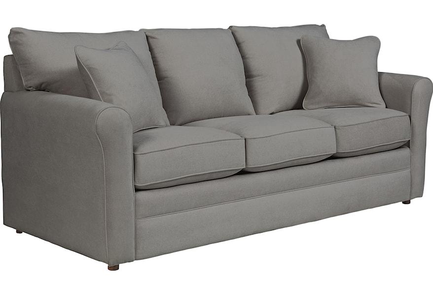Fantastic La Z Boy Leah Supreme Comfort Queen Sleep Sofa Vandrie Machost Co Dining Chair Design Ideas Machostcouk