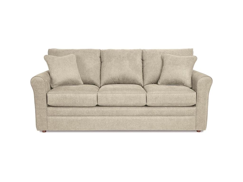 La-Z-Boy Leah SUPREME-COMFORT™ Queen Sleep Sofa | Godby Home ...