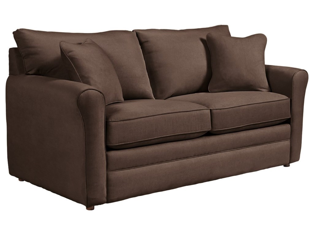 La-Z-Boy Leah SUPREME-COMFORT™ Full Sleep Sofa with ...