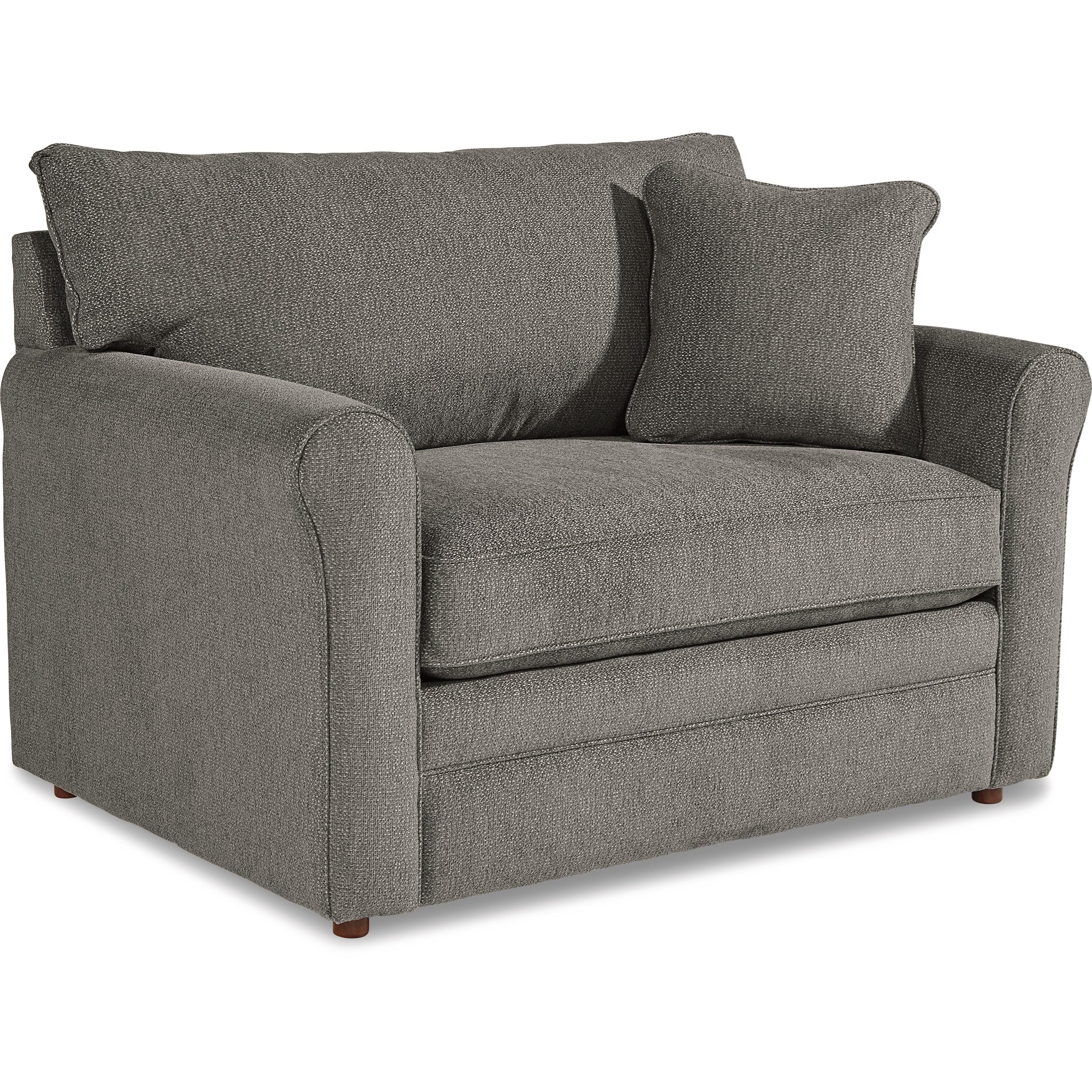 Picture of: La Z Boy Leah Supreme Comfort Twin Sleeper Conlin S Furniture Sleeper Sofas